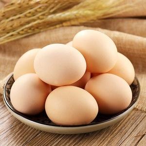 三峡秭归新鲜笨鸡蛋橘林农家散养土鸡蛋20枚包邮一件代发破损包赔